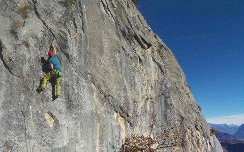Klettergarten von Zeneggen